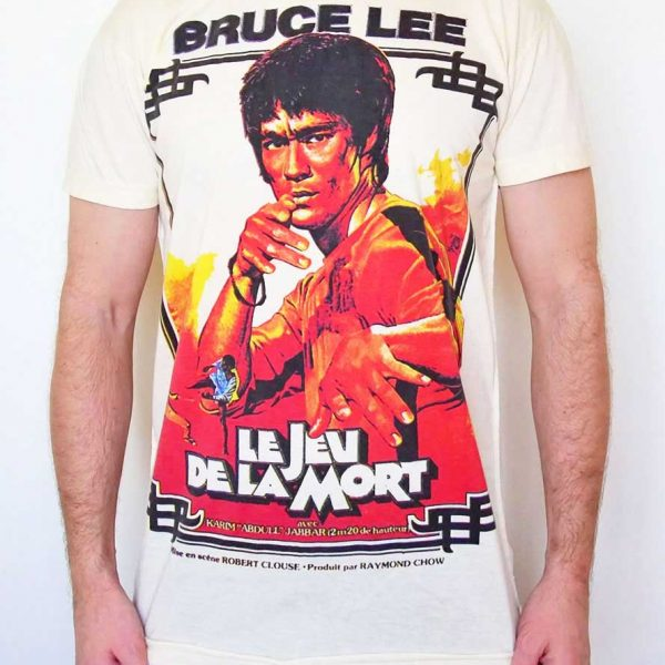 Tshirt Bruce Lee Game of Death