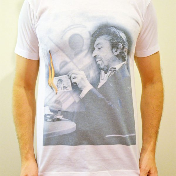 Tshirt Gainsbourg Money