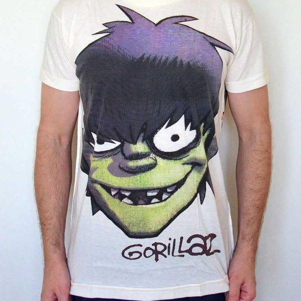 Tshirt Gorillaz Murdoc