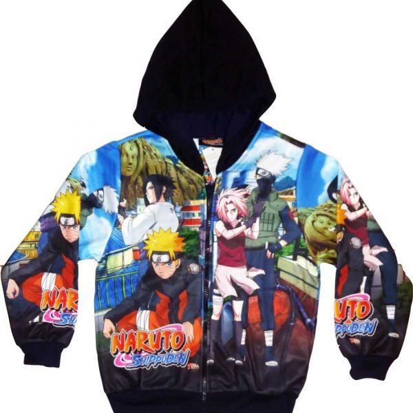 Jacket Naruto