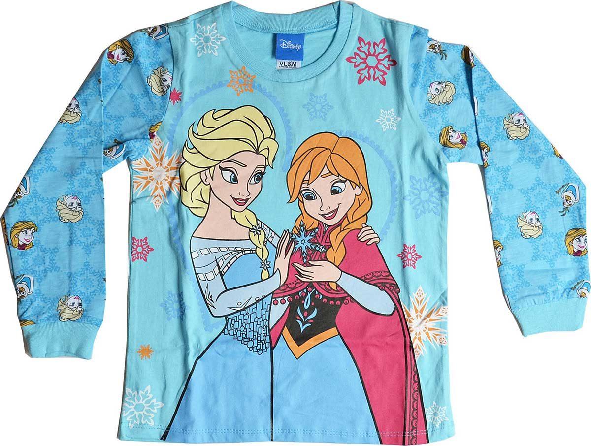pyjama-frozen-top