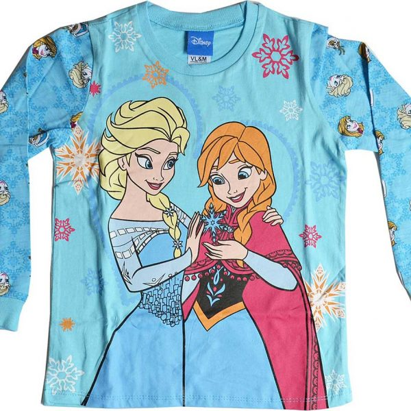 pyjama-frozen-top